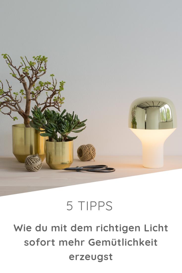 Gemütliches Licht Tipps 5 tipps wie du mit licht gemütlichkeit erzeugst | light it up