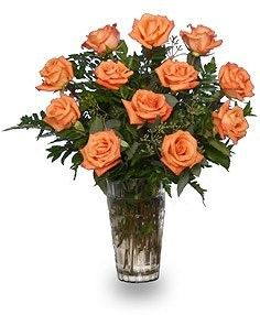 Orange blossom special roses pinterest orange blossom roses from flowers to go your local colorado springs co florist flower shop order roses directly from flowers to go your local colorado springs mightylinksfo