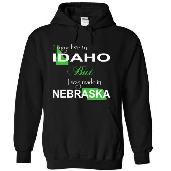 (LiveXanhLa001) 039-Nebraska - #denim shirt #hoodie style. MORE ITEMS => https://www.sunfrog.com//LiveXanhLa001-039-Nebraska-1842-Black-Hoodie.html?68278