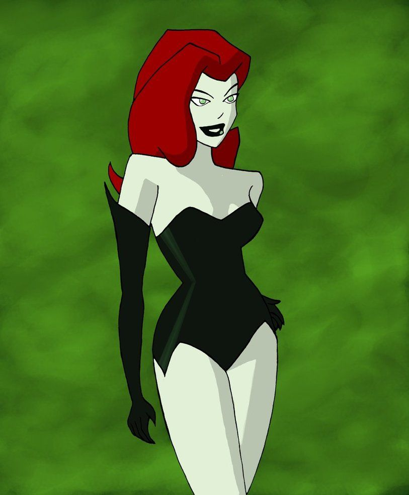 Poison Ivy TAS by UmbranRain