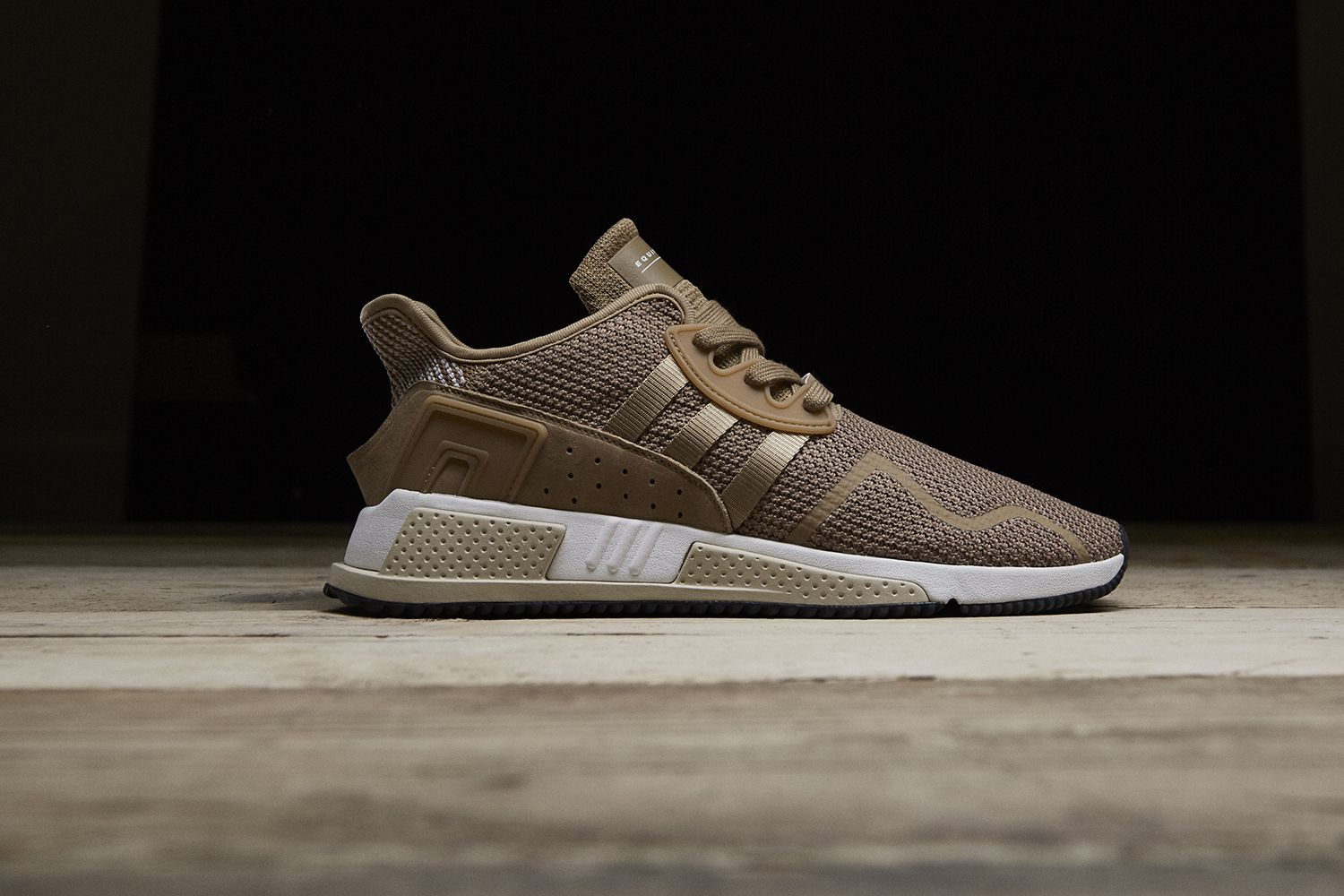 huge discount 2af28 ac061 Exclusive adidas EQT Cushion ADV in Earthy Brown - EU Kicks Sneaker  Magazine