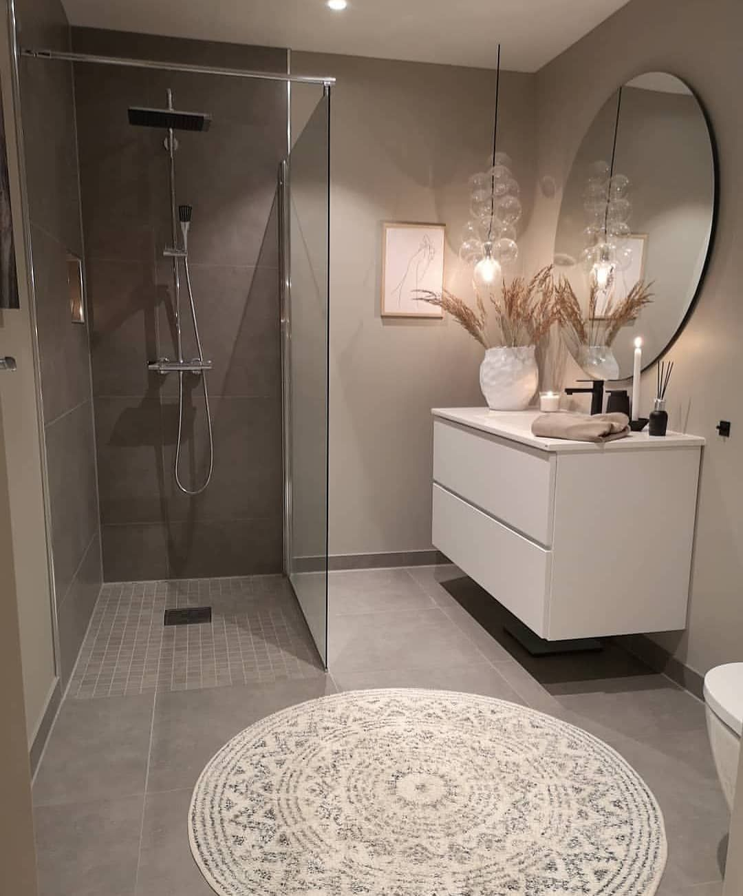 Passion Tiles On Instagram Werbung Badezimmer Von Villa Nordhelle Waschtisch Meinhaus Hausbaublog Mobel Kaufen Badezimmereinrichtung Badezimmer