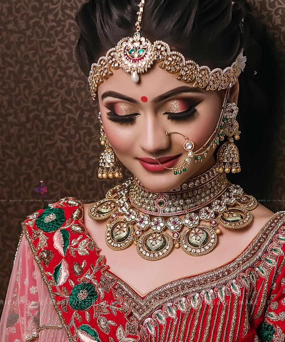 shikachand | indian bridal makeup, bridal eye makeup, bridal
