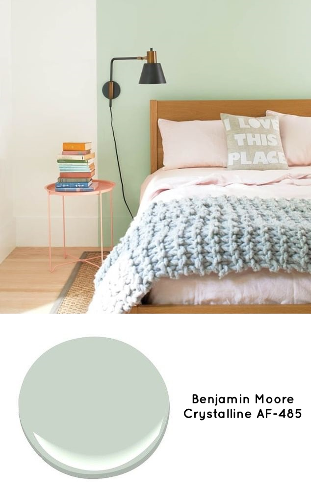 Green Paint Colors 2020 Interiors By Color in 2020