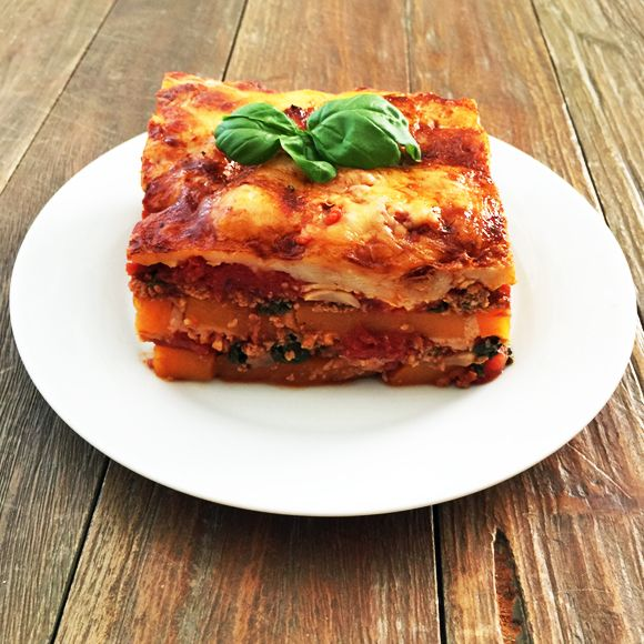 MY SHEPARD'S PIE: Vegetarian Butternut Squash Lasagna #shepardspie