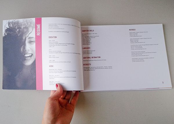 graphic design web portfolio examples - Graphic Design Portfolio Ideas