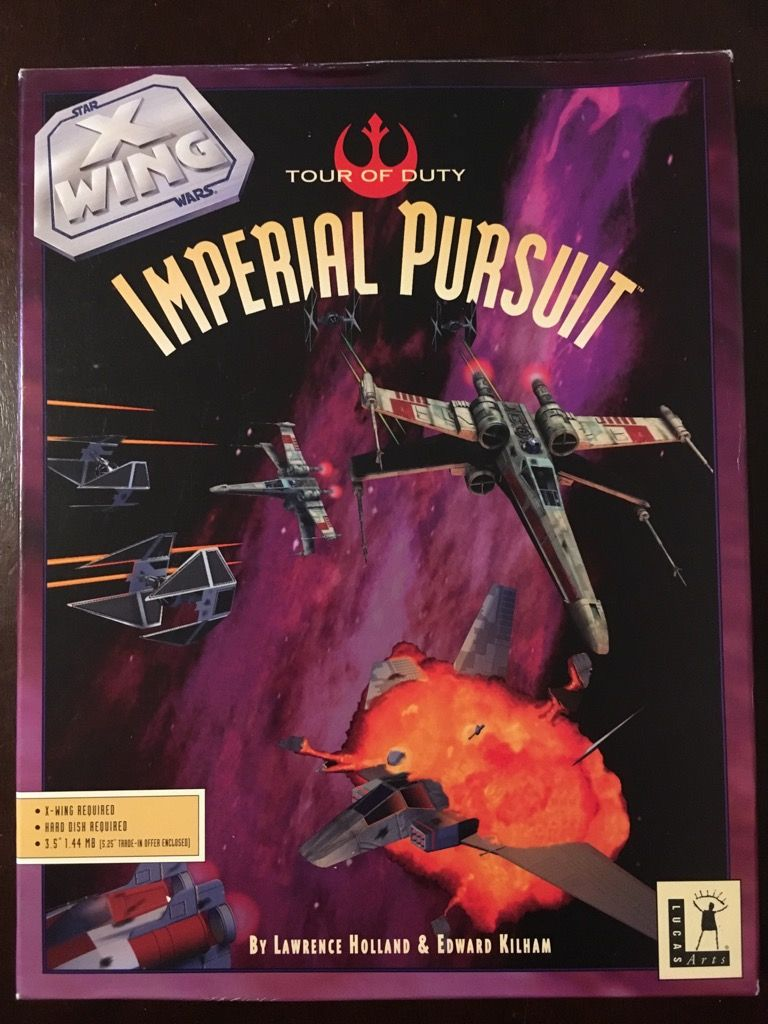 X Wing Imperial Pursuit Star Wars Games Star Wars Video Games Star Wars
