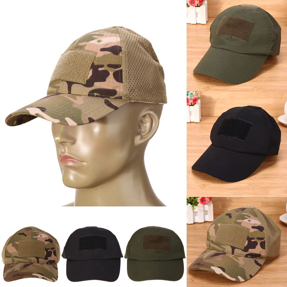 Unisex Outdoor Hunting Airsoft Hat Snake Skin Camouflage Tactical Baseball Cap