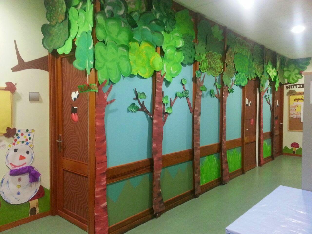 manualidades bosque para niños - Buscar con Google | proyecto el ...