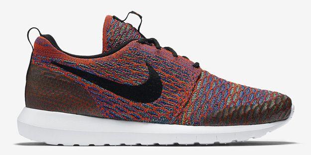 extrêmement visiter le nouveau Nike Flyknit Roshe Un Nm Se Met En Évidence Multicolore WQsHj7y