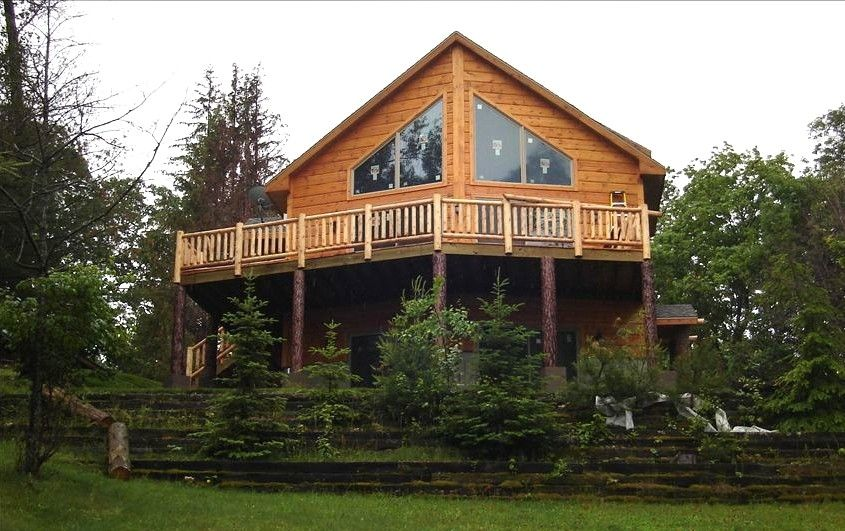 Eagle River Vacation Rental VRBO 8 BR Northeast House in