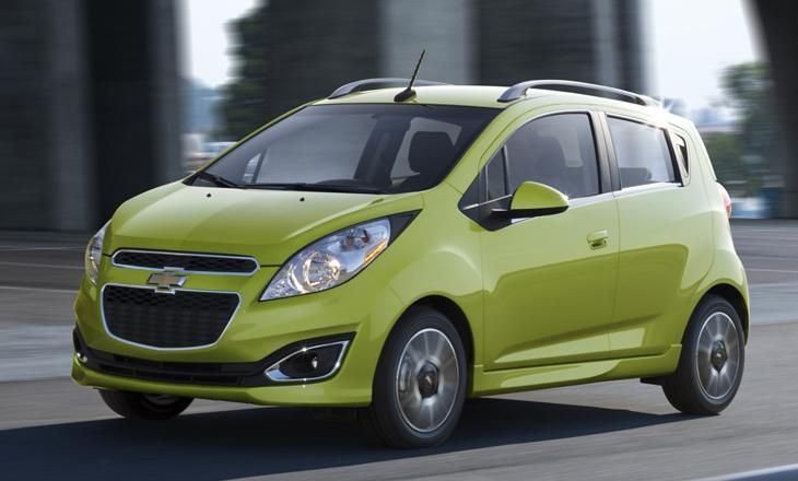 2019 Chevrolet Spark Activ Review Vehiculos