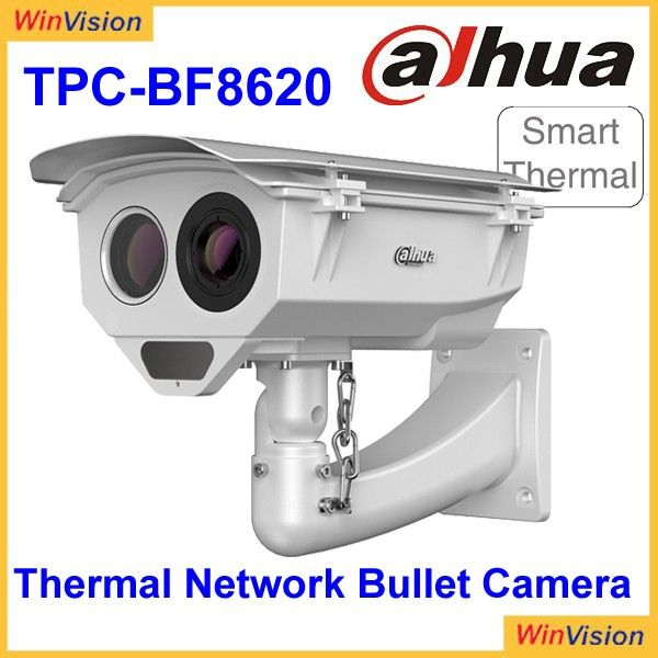 thermal cctv camera Dahua Thermal IP Camera TPC-BF8620