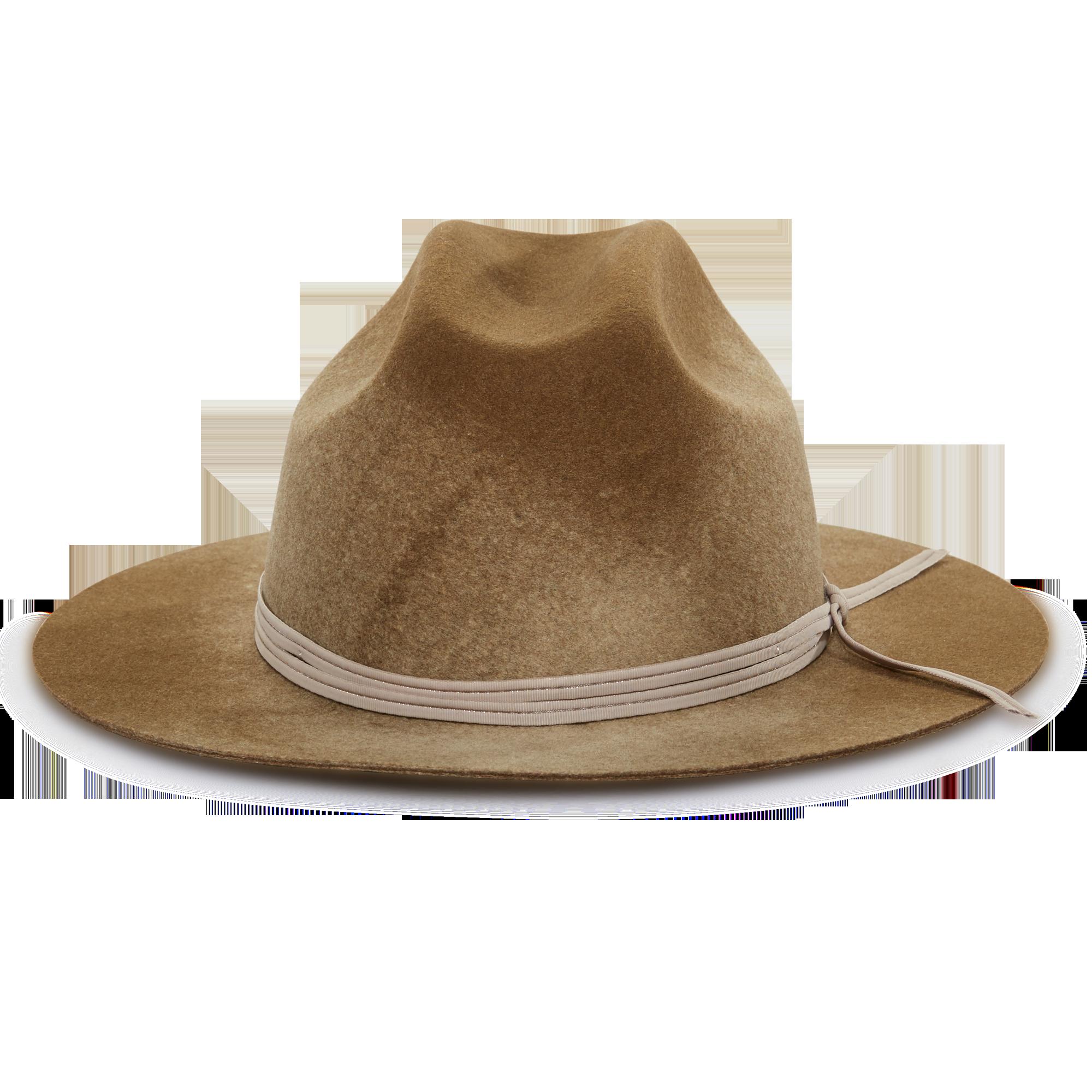 Texas Hold Em Tan Wide Brim Fedora Hat Front View Boinas Gorras Sombreros