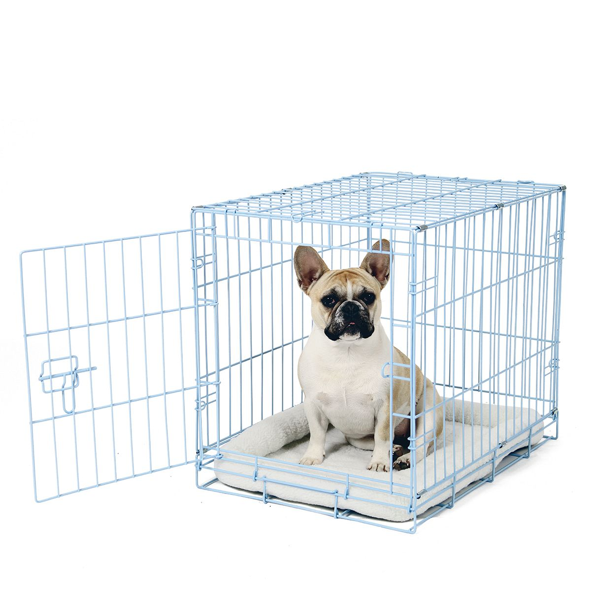 Small Blue Dog Crate Small Dog Crate Dog Crate Dog Cages