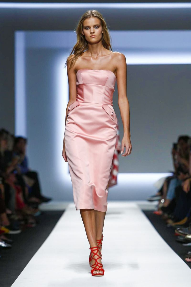 Ermanno Scervino Ready To Wear Spring Summer 2016 Milan - NOWFASHION