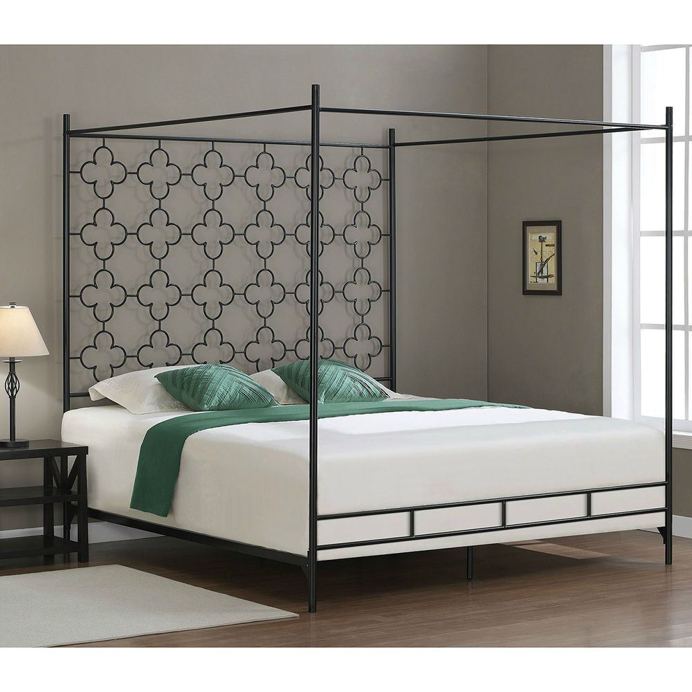 Bedroom Stunning Queen Size Antique Gold Finish Bed Frame Wrap Around Corner Headboard And Footboard Tempat Tidur Tidur Tempat