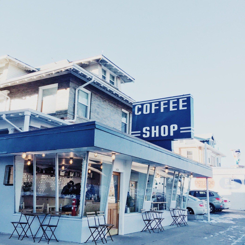 5 hip coffee shops in denver coffee shop denver travel