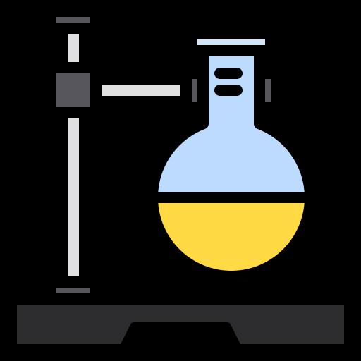 Descarga ahora este icono en formato SVG, PSD, PNG, EPS o como fuente para  web. Flaticon, la mayor base de datos de iconos vectoria…   Iconos,  Química, Icono gratis