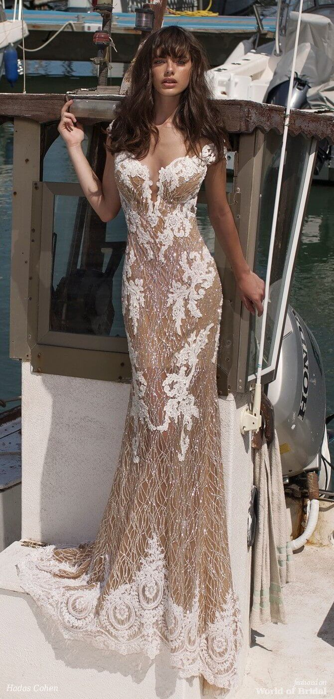 Hadas cohen wedding dresses a treasured moment pinterest