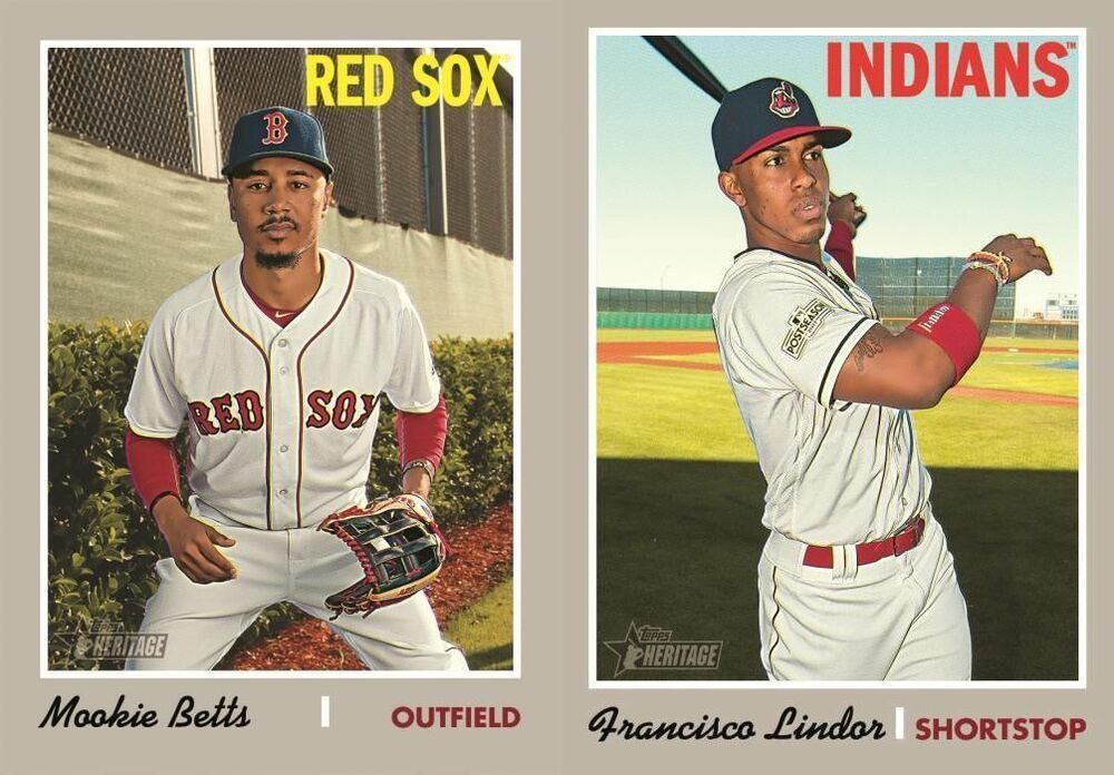 Pre Sell 2019 Topps Heritage Baseball Cards Base Team Set Pick From