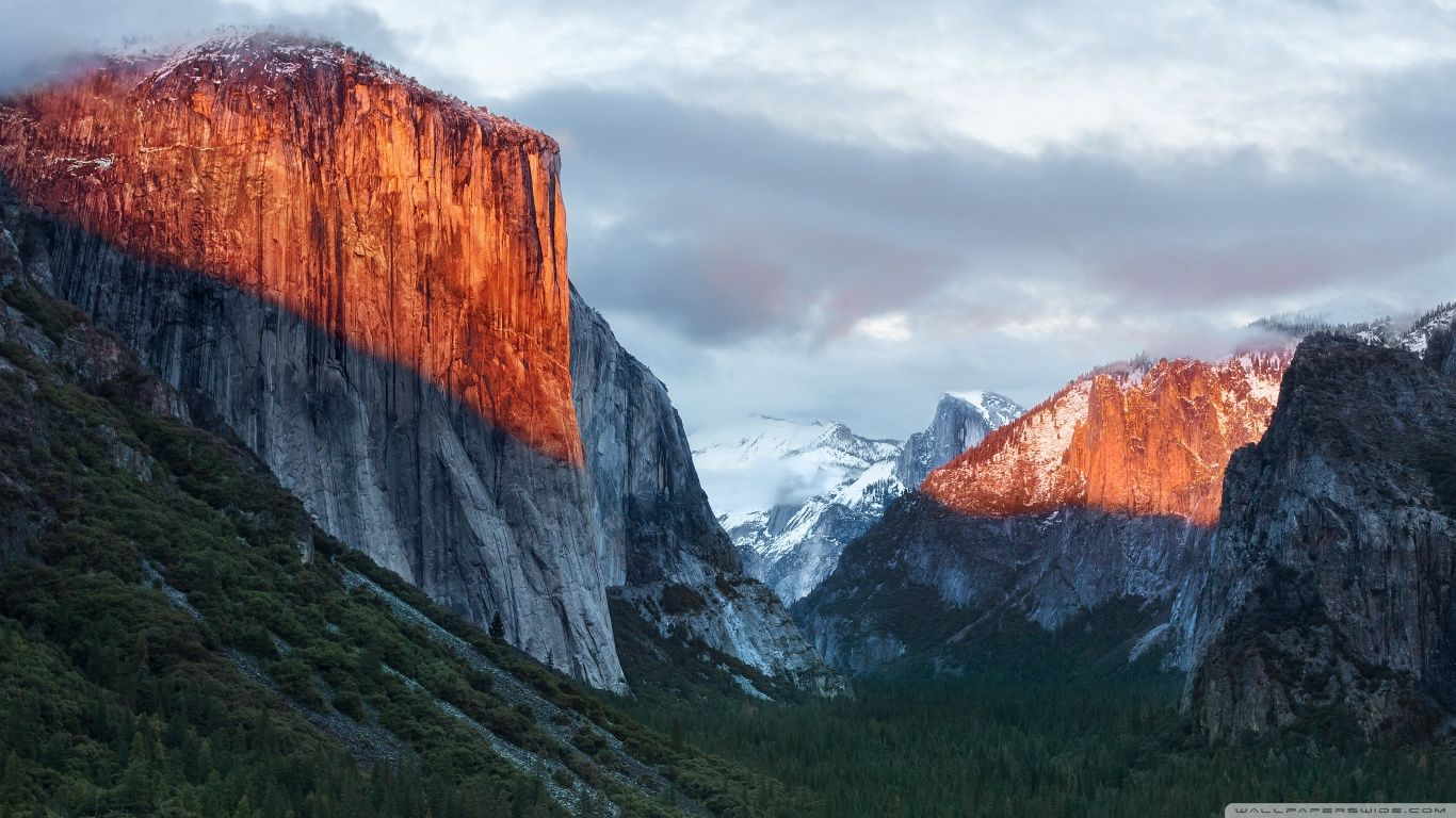 High Resolution Desktop Wallpapers tagged Osx yosemite