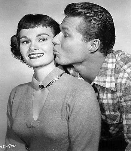 Gloria Talbott con John Smith