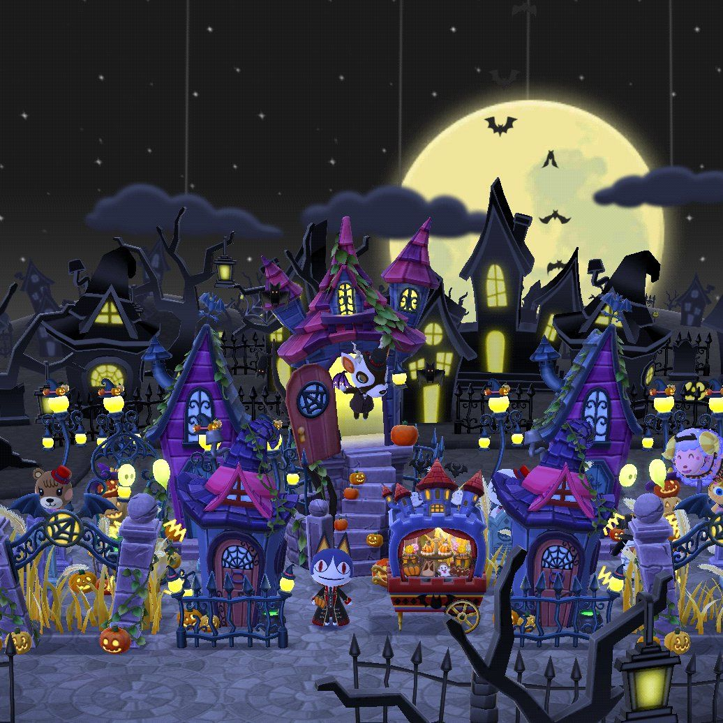 Pin by Animal Crossing Collection on Halloween in 2020