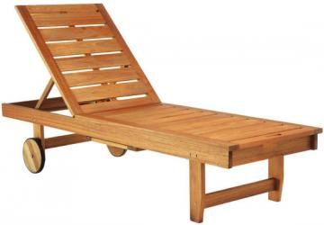 Martha Stewart Living Cumberland Chaise Lounge | Wood ... on Martha Stewart Living Chaise Lounge id=44740