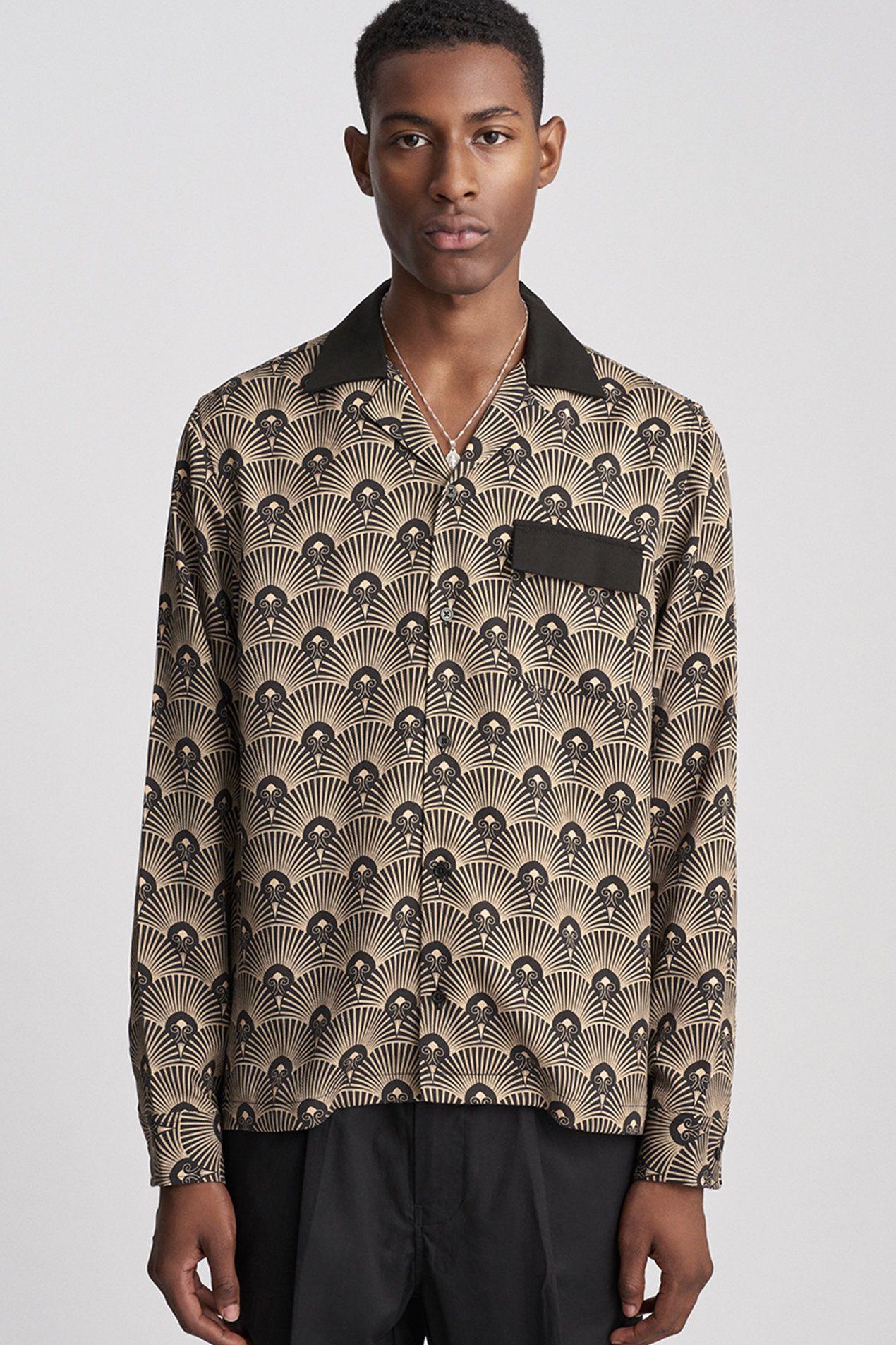 43521bf2b98 Diego Deco Longsleeve Shirt