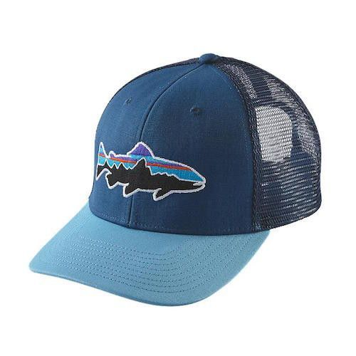 e30a9294a75 Patagonia Fitz Roy Trout Trucker Hat
