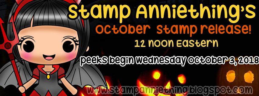 Stampin Steve Stamp AnnieThing September Release
