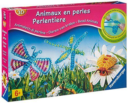 Ravensburger 18638 Loisir Creatif Perles Animaux En Perles Perlentiere Amazon Fr Jeux Et Jouets Animaux En Perles Animaux Loisirs Creatifs