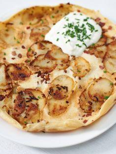 Kartoffel-Pfannkuchen