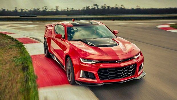 2019 Chevrolet Camaro Zl1 Specs And Price Us Car Todayus Car Today