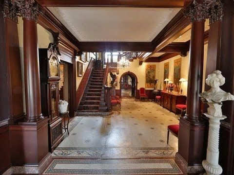 Gorgeous Old Gothic And Or Victorian Mansions Youtube