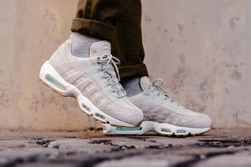 Nike's Air Max 95 Premium Gets Reworked in A