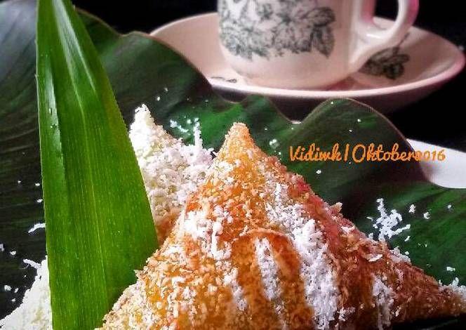 Resep Lupis Singkong Oleh Vidiask Resep Makanan Ringan Manis Memasak Resep