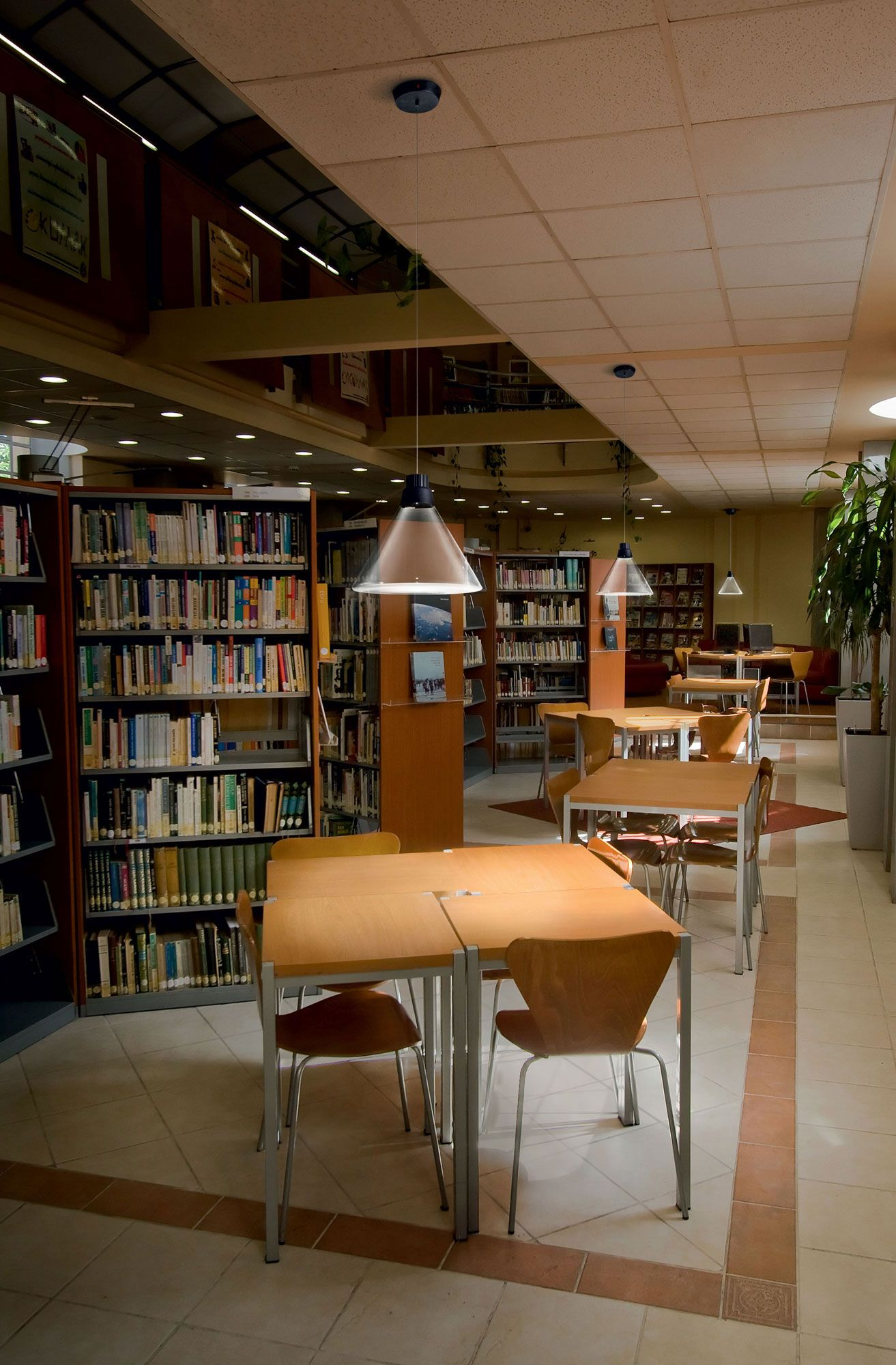 F36 Polair | Fabbian #library #books