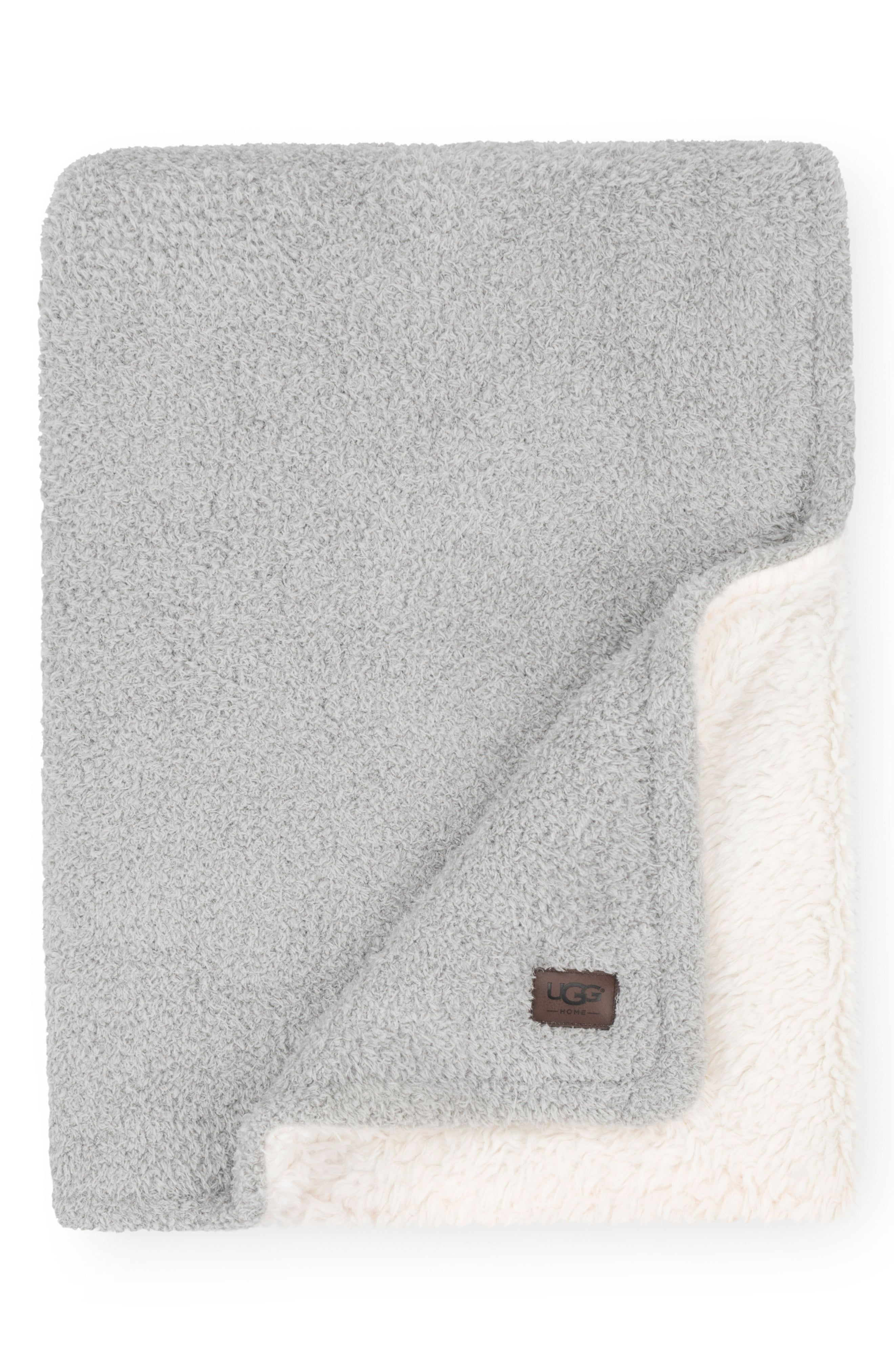 1344c4162d6 UGG Ana Faux Shearling Throw in 2019 | Products | Knitted throws ...