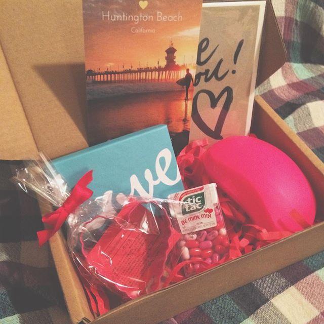 FebruaryのSun-Kissed Boxがやっと届いたTANALE TEEZERずっと欲しかったから嬉しい! Calfornia行きたい #sunkissedbox