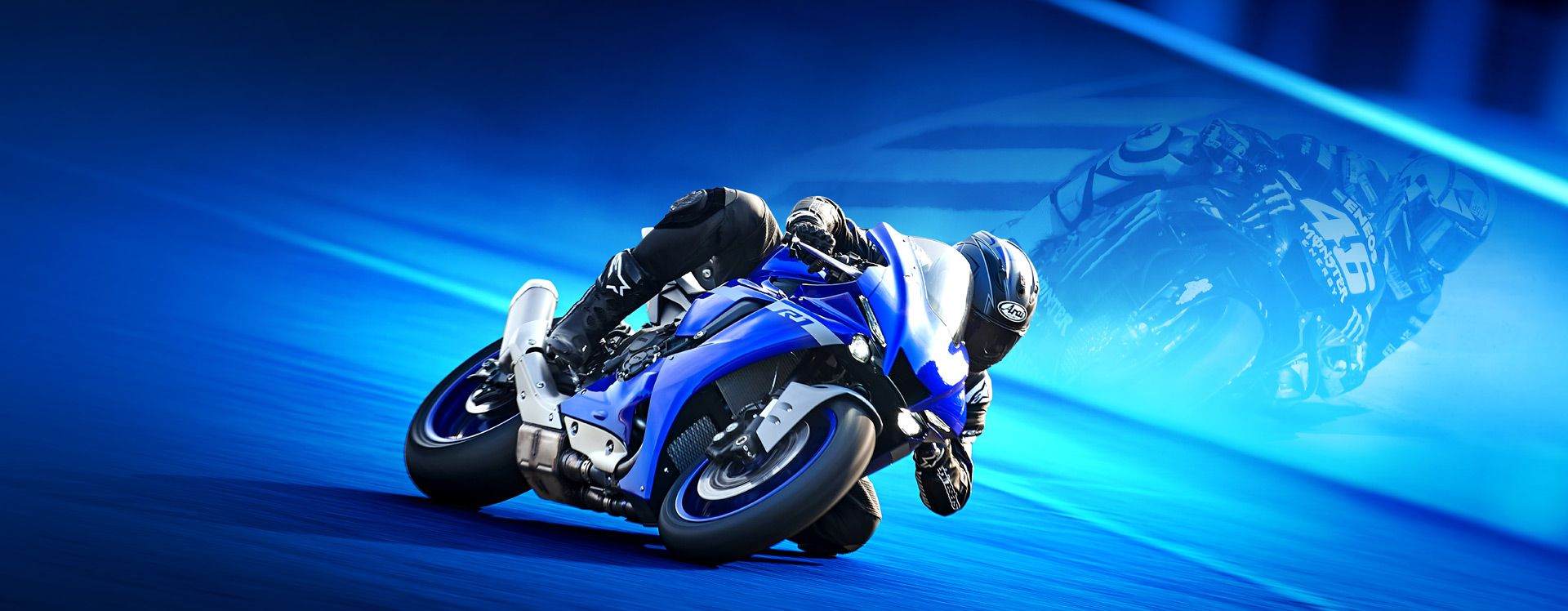 2020 Yamaha YZFR1 Supersport Motorcycle Model Home in