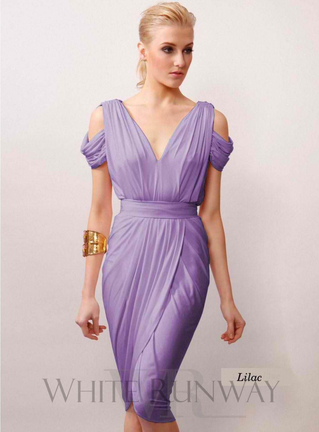 Exclusive Danica Dress. A beautiful, flattering cocktail dress ...
