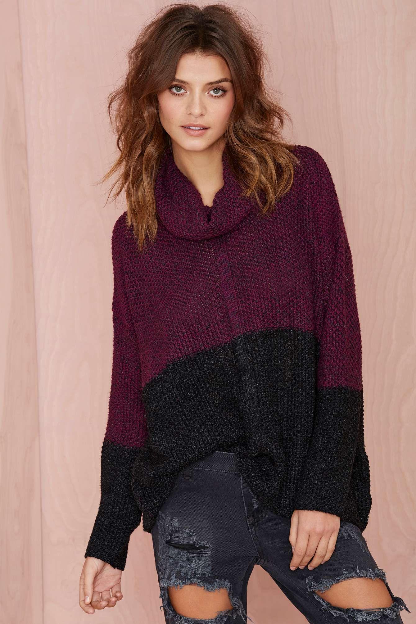 Higher Ground Turtleneck Sweater