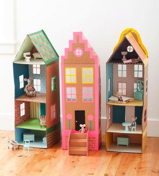 Juguetes caseros para niños que tus peques amarán #juguetes caseros ...