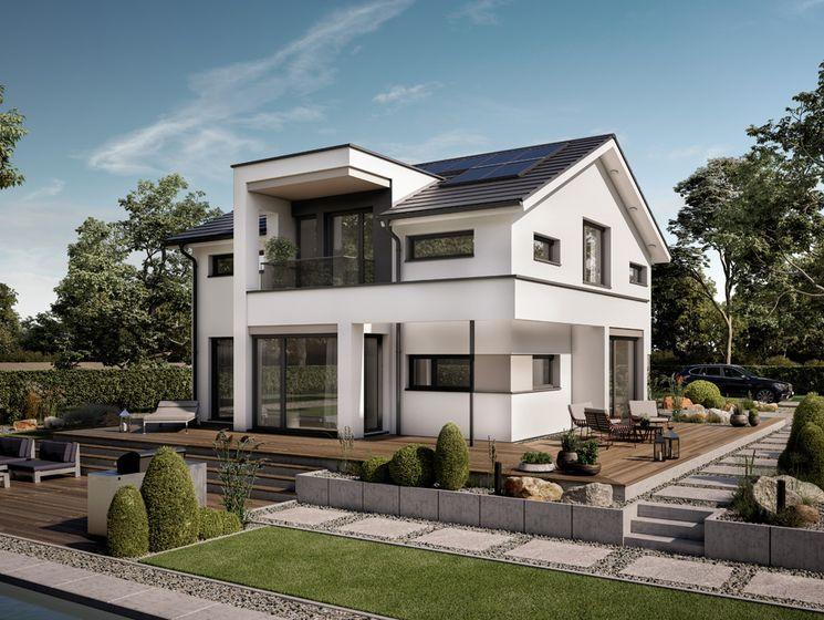 Höchst komfortabel und mit viel architektonischem Design