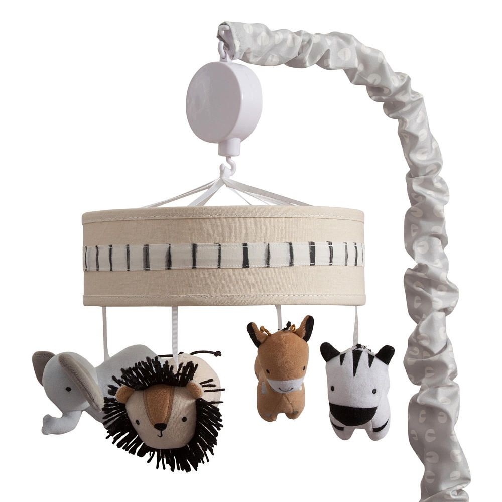 The Tanzania Mobile Was Designed Exclusively For Babies R Us By Lambs Ivy Reg Signature The Wide Banded Ring In Lambs Ivy Musical Mobile Toddler Playroom