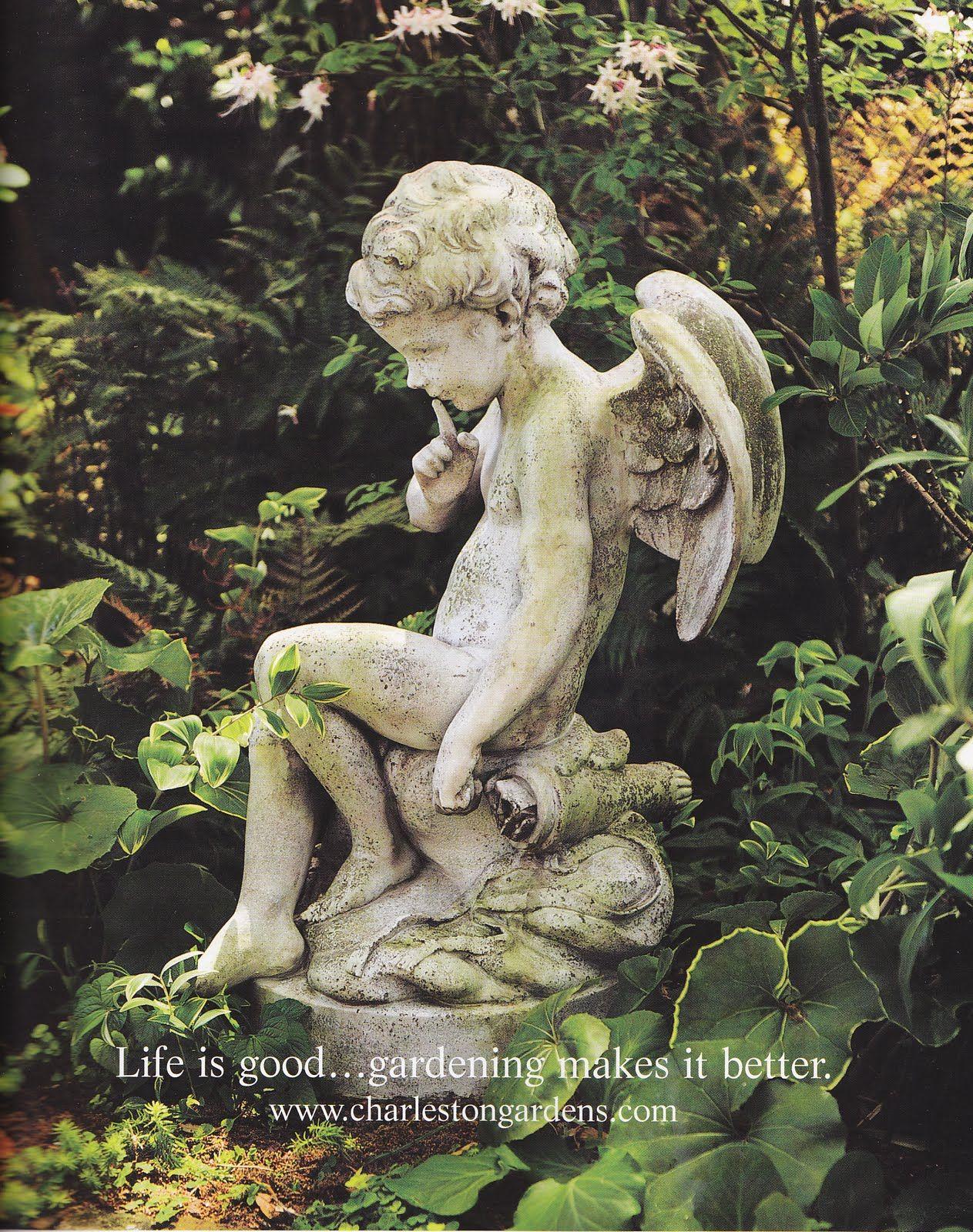 garden statues garden statues charleston gardens garden statues garden. Black Bedroom Furniture Sets. Home Design Ideas