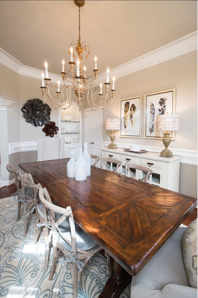 Dining Table Ideas Great Dining Table For A French Dining Room