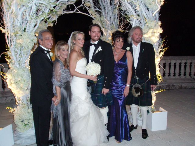 Michael Gibb & Jenna Morhaim joined together in marriage.